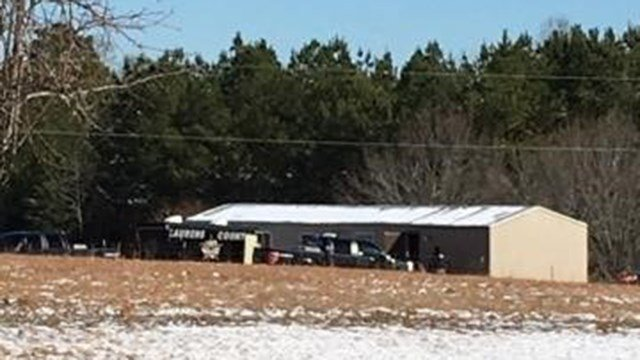 Deputies on scene of investigation (Source: iWitness)