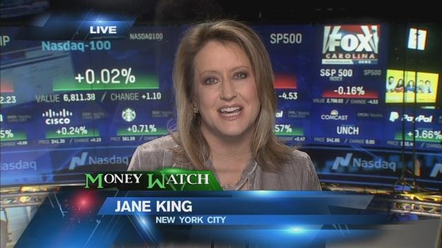 Money Watch with Jane King - January 19
