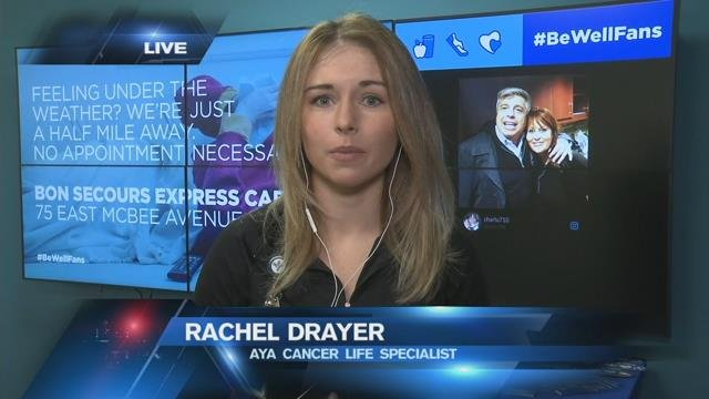 Stick it to Cancer - Rachel Drayer