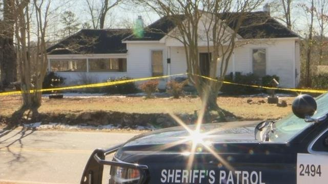 Triple homicide at Landrum home