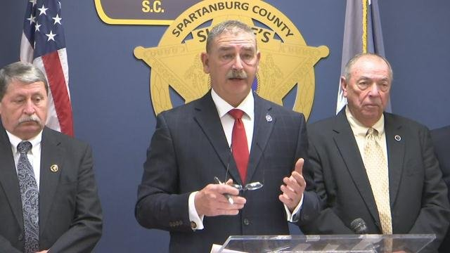 Spartanburg Co. Sheriff introduces State Work Program to SC Dept. of Corrections