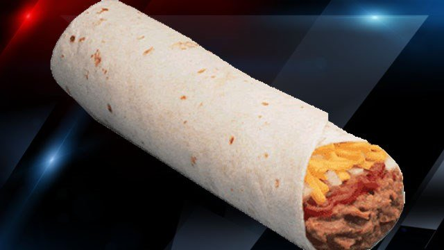 Police pursuing warrants after burrito used as weapon in Upstate Taco Bell