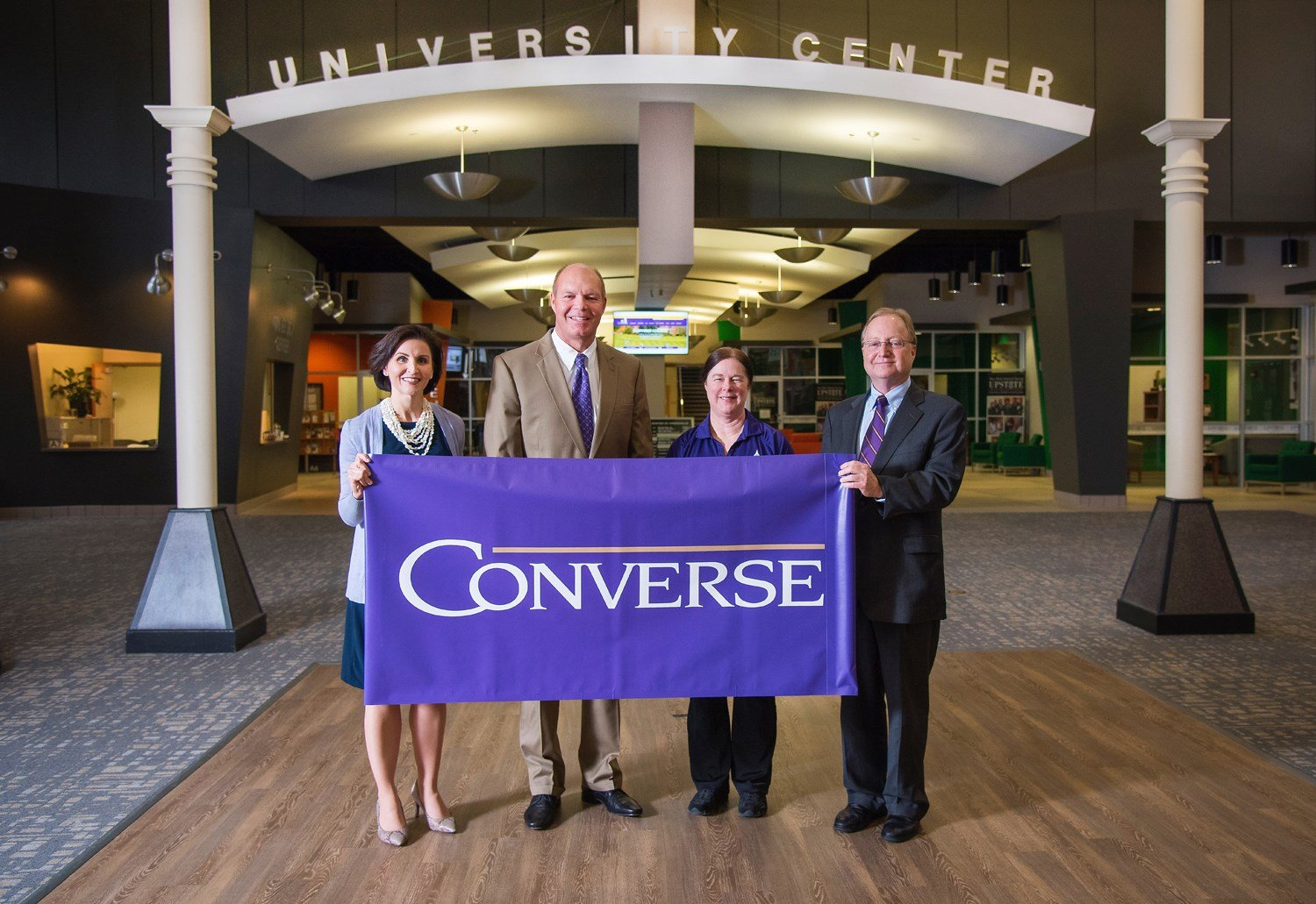 Converse at UCG (source: Converse College)
