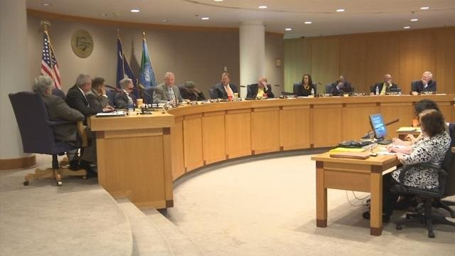 Greenville Co. Council voted 9-3 to approve regulations (FOX Carolina/ 1/23/18)