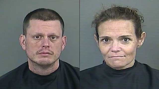 William Goodwin and Sharlie Mcgill. (Source: Anderson Co. Detention Center).