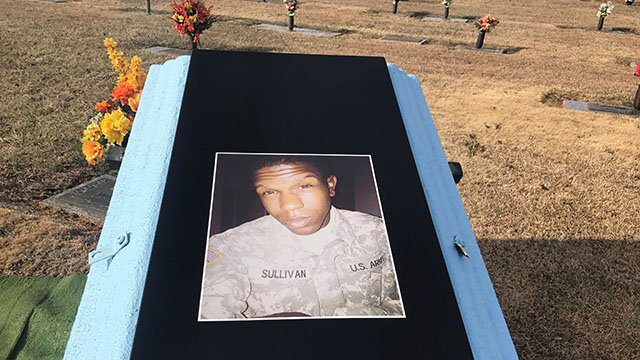 Fallen soldier killed in Iraq is laid to rest in Upstate (FOX Carolina/1/26/18)