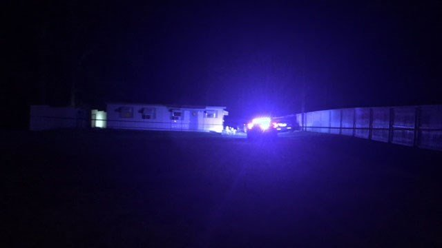 Search underway for suspect after man found stabbed near mobile home in Greenville Co. (FOX Carolina/ 1/26/18)