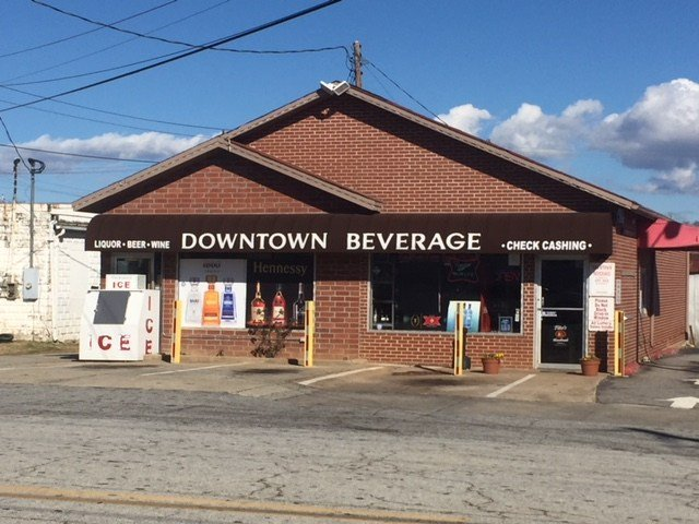 Downtown Beverage (Jan. 29, 2018/FOX Carolina)