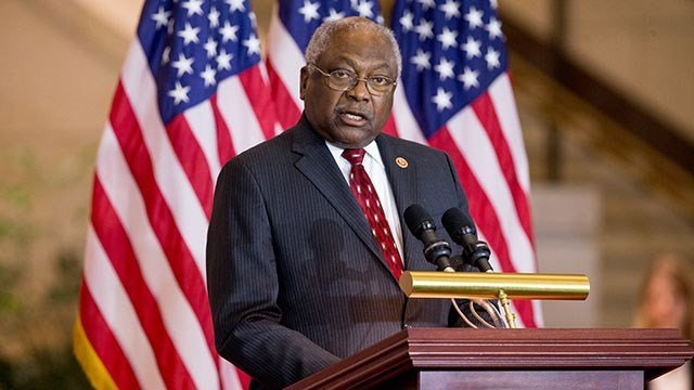 Rep. Jim Clyburn (file photo | Associated Press)