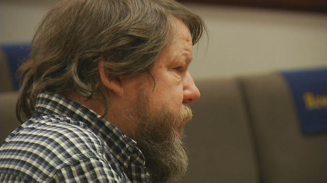Jason Stroud in bond court (Jan. 30, 2018/FOX Carolina)