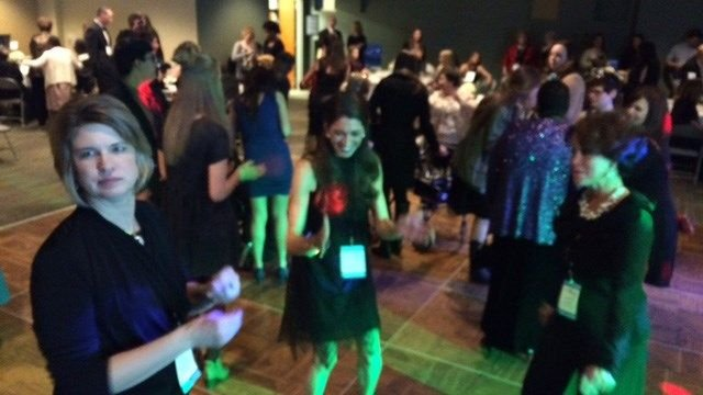 More than 600 guests danced the night away at Brookwood Church during the 2016 Night to Shine prom. (Source: Feb. 12, 2016/Fox Carolina)