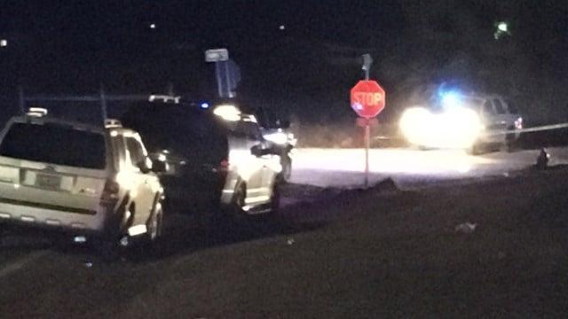 Deputies respond to device in roadway in Starr. (1/3018 FOX Carolina)