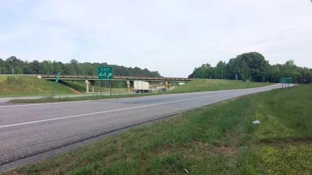 Scene of fatal I-26 crash. (file/FOX Carolina)