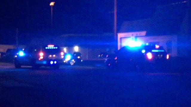 Scene of SWAT situation in Greenville (FOX Carolina/1/31/18)