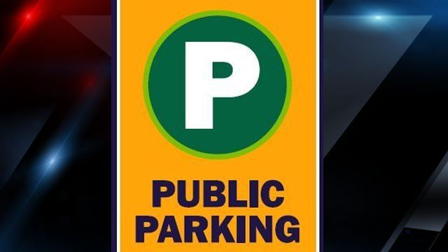 Greenville parking logo (City of Greenville)