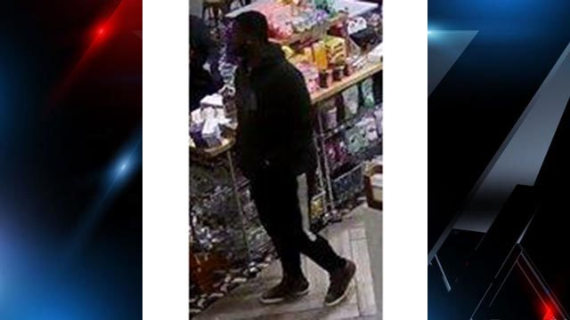 Suspect in counterfeit money case (Source: Greenville PD)