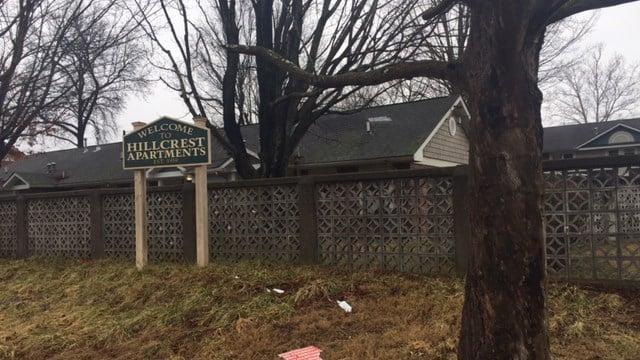 Hillcrest Apartments in Asheville. (2/4/18 FOX Carolina)