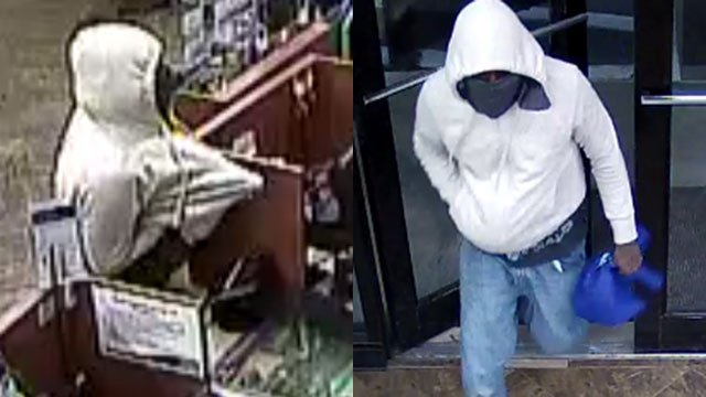 Spinx robbery suspect (Source: Greenville PD)