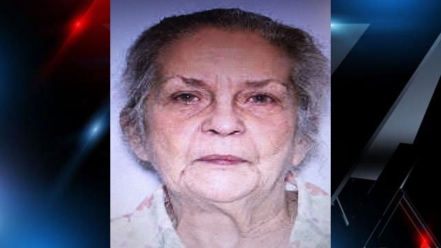 75-year-old Sumter Woman with Alzheimer's Spotted in Upstate