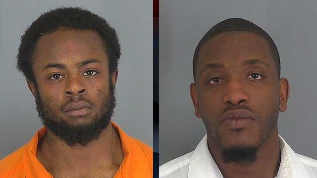 William D. Meadows (left) and Rashaad D. Thomas (right). (Source: 7th Circuit Solicitor's Office).