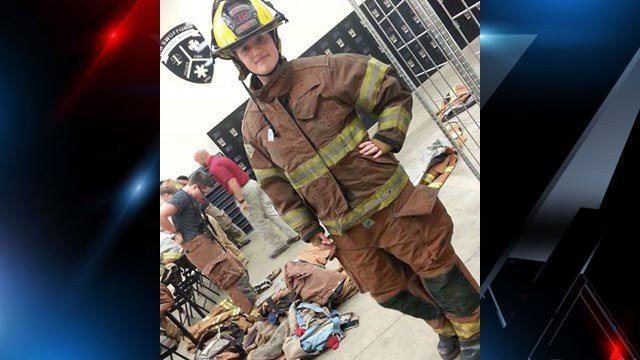 "Harley ""Danyale"" Richardson (Source: Holly Springs Fire Department)"