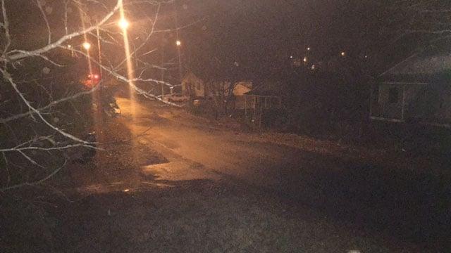 Police respond to shooting in Greenwood. (FOX Carolina/ 2/9/18)