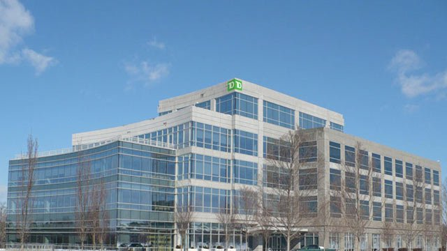 Plans for the TD expansion in Greenville. (Courtesy TD Bank)