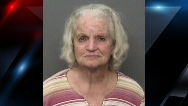 Betty Frances Sanders (Source: Shasta County Sheriffs Office)