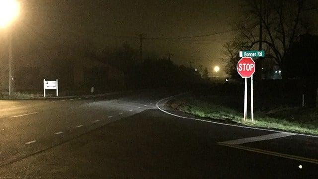 Crash along S.C. Highway 11. (2/18/18 FOX Carolina)