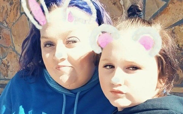 Emmalee and her mother, Randee Budrevich (Source: Family)