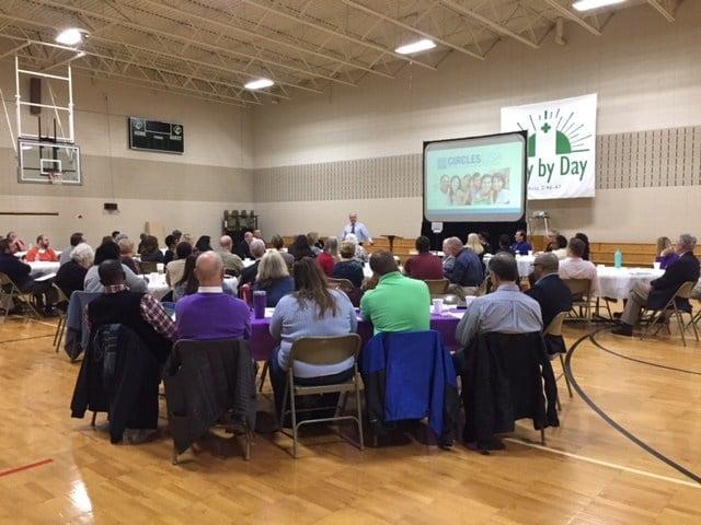 Circles USA hosts a meeting in Greenville (February 20, 2018/FOX Carolina)