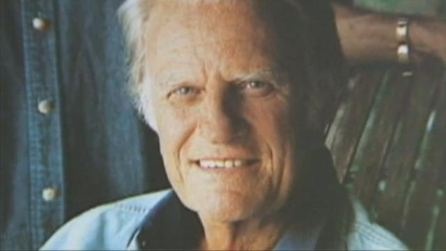 Montreat community remembers Rev. Billy Graham