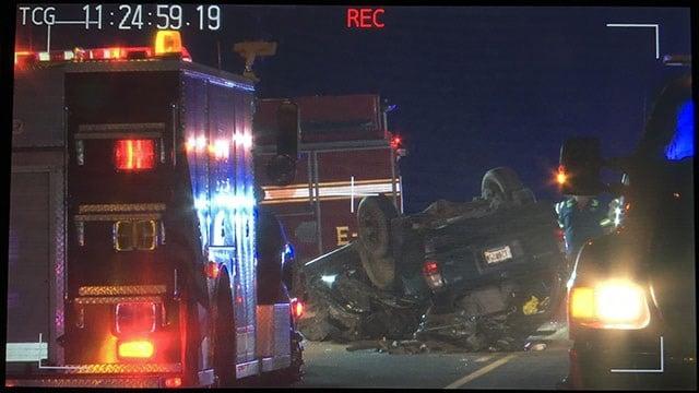 Coroner identifies victim in fatal Cherokee Co. crash