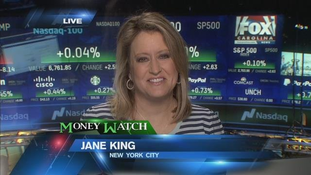 Money Watch with Jane King