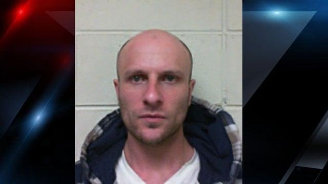 Jeremy Bradshaw (Source: Polk County Jail)