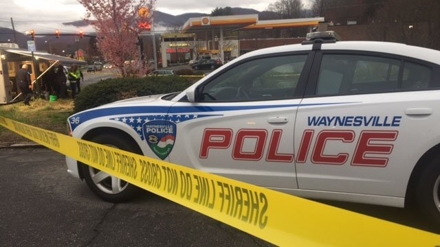 Waynesville nc police scanner