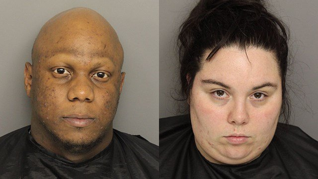 Leon Anderson III and Samantha Flayhart (Source: Greenville Co. Sheriff's Office)