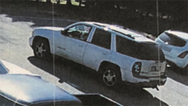 Suspect vehicle in hit-and-run in Forest City (Source: Forest City PD)