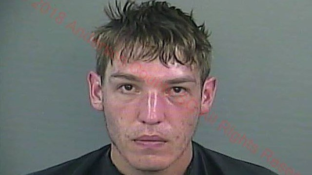 Wesley Dallas Ayers (Source: Anderson Co. Detention)