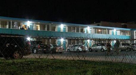 Scene at Carolina Inn. (3/5/18 FOX Carolina)