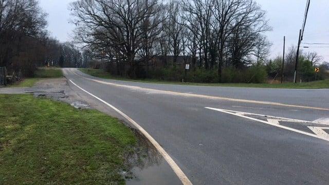 Eagle Grove School Road. (3/6/18 FOX Carolina)
