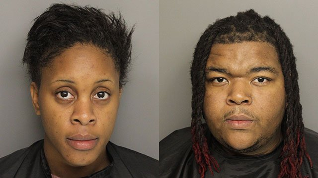 Emily Nicole Dillard (left) and Tamias Denzel Wesley (right)