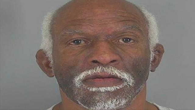 Claude Simpson held with no bond on federal charges. (FOX Carolina/ March 8, 2018)
