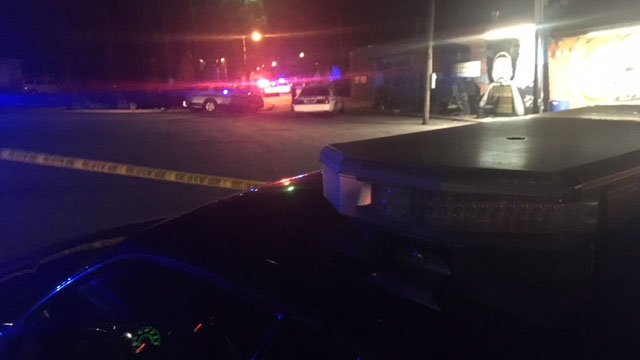 Gunshot victim found on Shaw Street in Greenville (FOX Carolina/3/9/18)