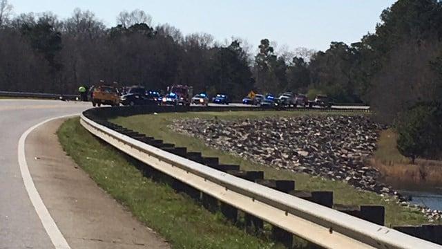 Fatal crash in Hart County (Mar. 13, 2018/FOX Carolina)