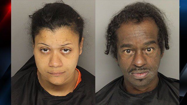 From left: Sandy Mitchell, Alvin Summons (Source: GCSO)