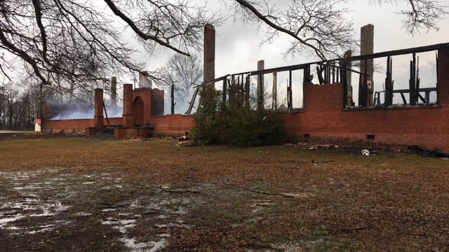 Sandy Cross. (Source:GA Fire Safety Commissioner's Office).