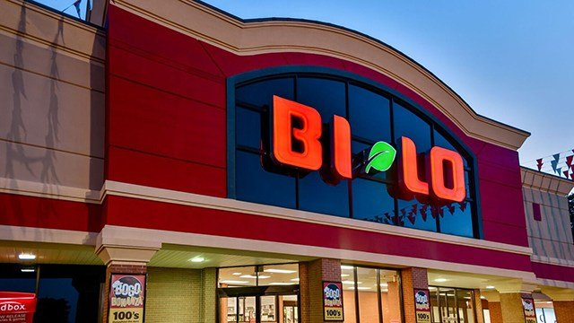 BI-LO storefront (Source: Southeastern Grocers)