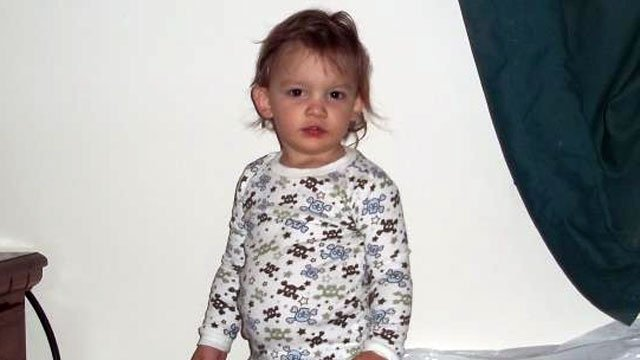 The boy's mother provided this picture showing the shirt he was wearing when he disappeared. (Dec. 16, 2011/FOX Carolina)