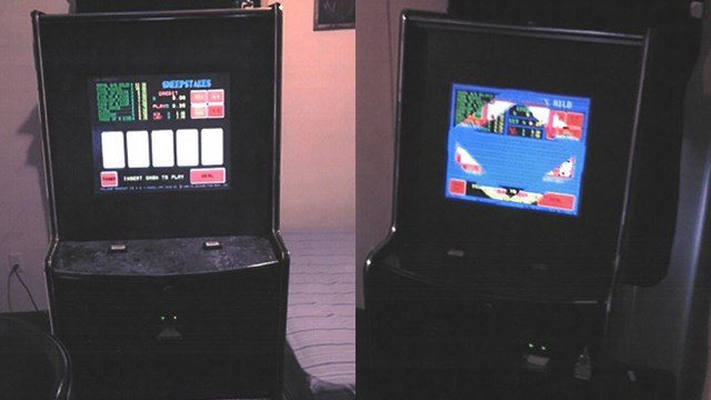 Gambling machines seized (Source: CCSO)